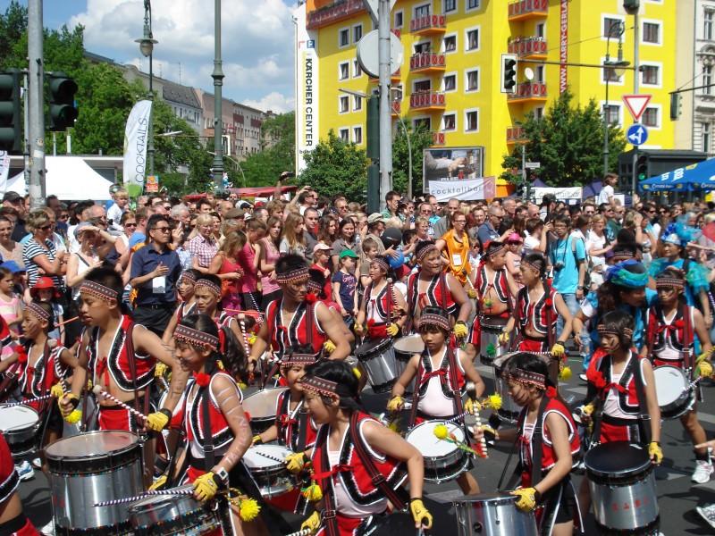 Carnaval da cultura