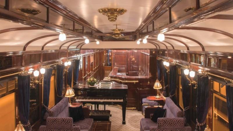trem para Londres
