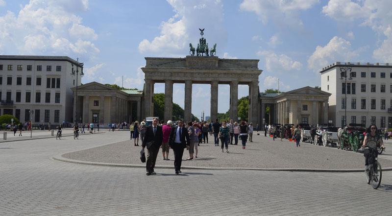 Portao do Brandenburgo 7